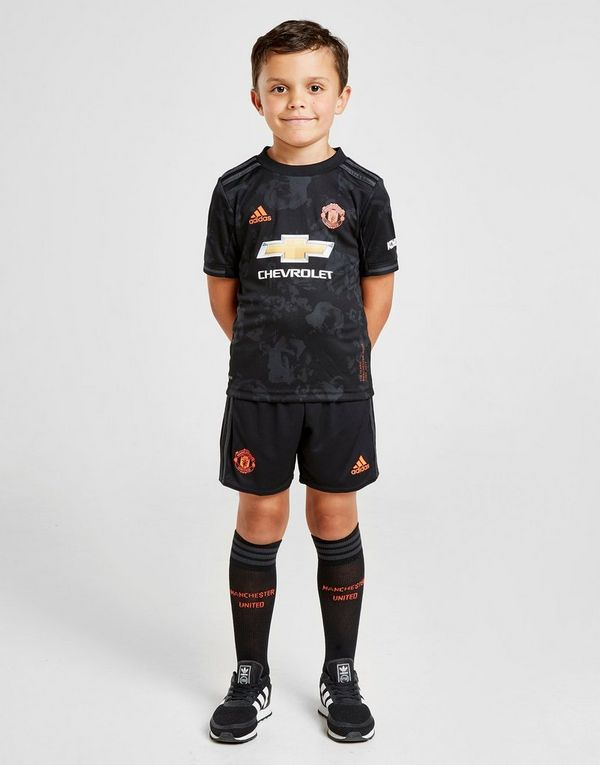06119e15378 adidas Manchester United FC 2019/20 Third Kit Children