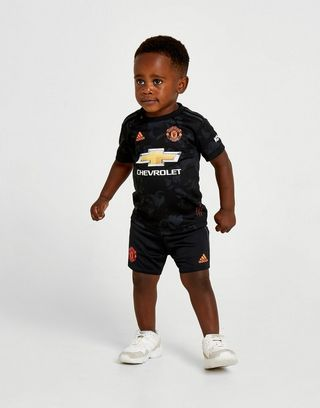 adidas Manchester United FC 2019/20 Third Kit Infant