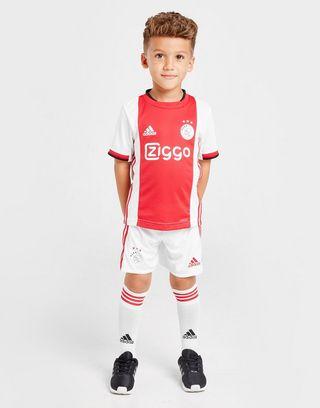 release date 399a5 11d88 adidas Ajax 2019/20 Home Kit Children | JD Sports Ireland