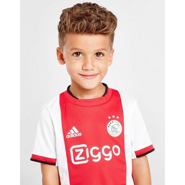 adidas Ajax 2019/20 Mini Home Kit Kinderen PRE ORDER