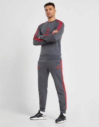 adidas Ajax 3 Stripes Sweatshirt Herren | JD Sports