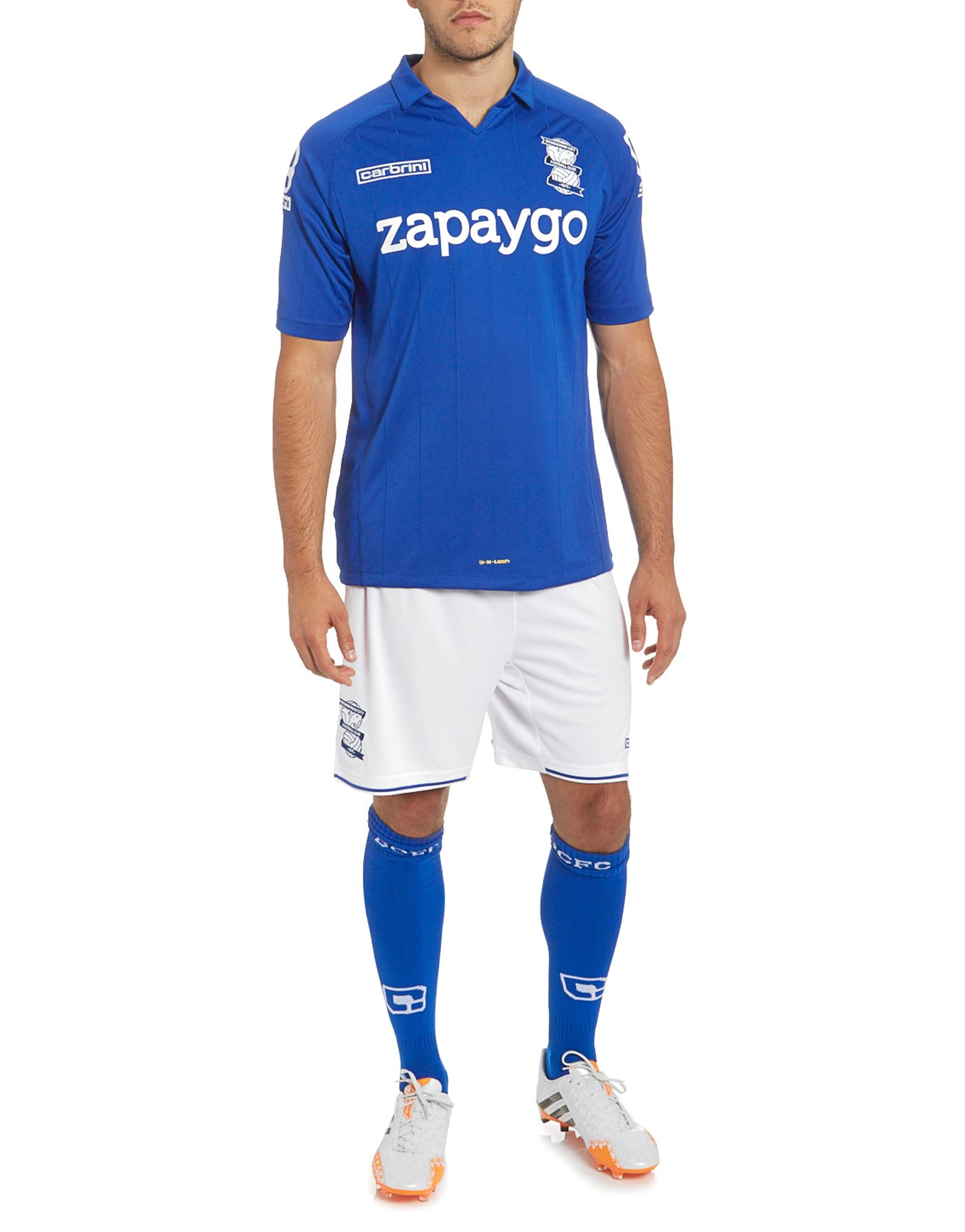 Carbrini Birmingham City FC 2014 Home Shirt