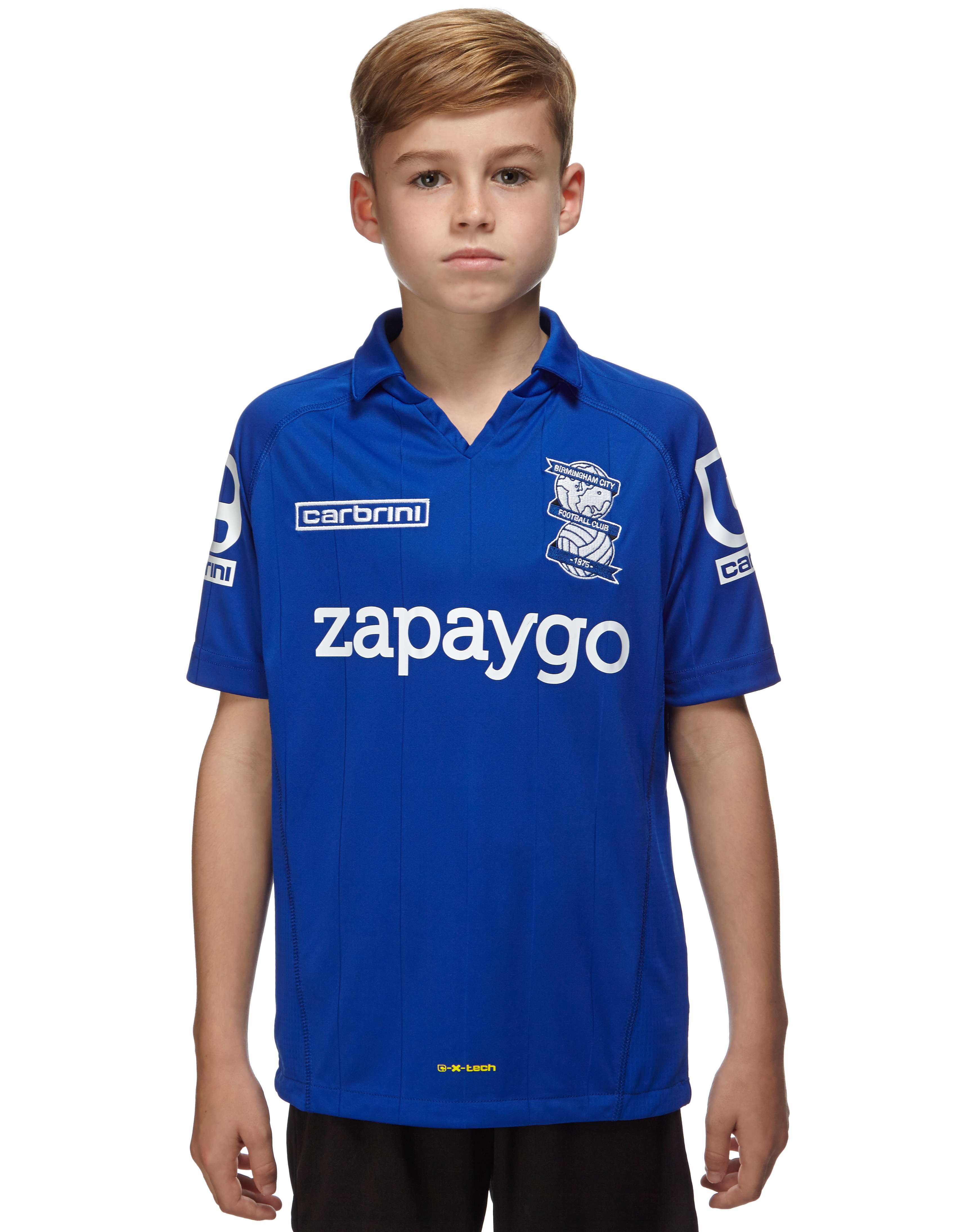 Carbrini Birmingham City FC 2014 Junior Home Shirt