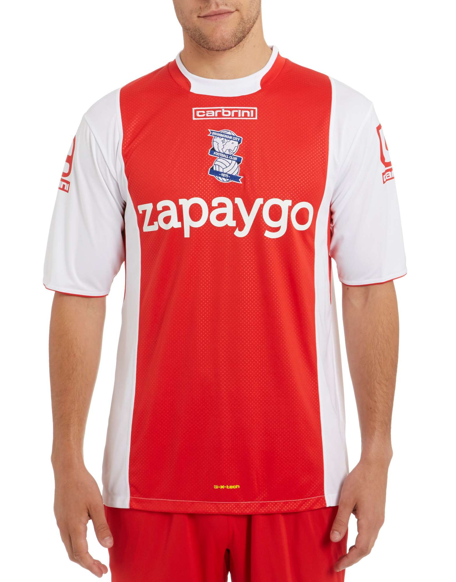 Carbrini Birmingham City FC 2014 Away Shirt