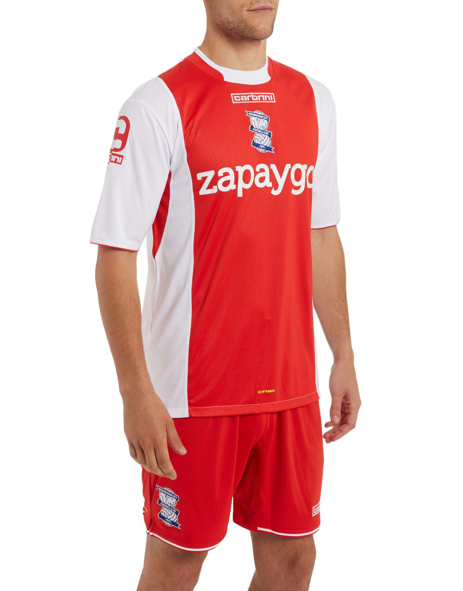 Carbrini Birmingham City FC 2014 Away Shirt