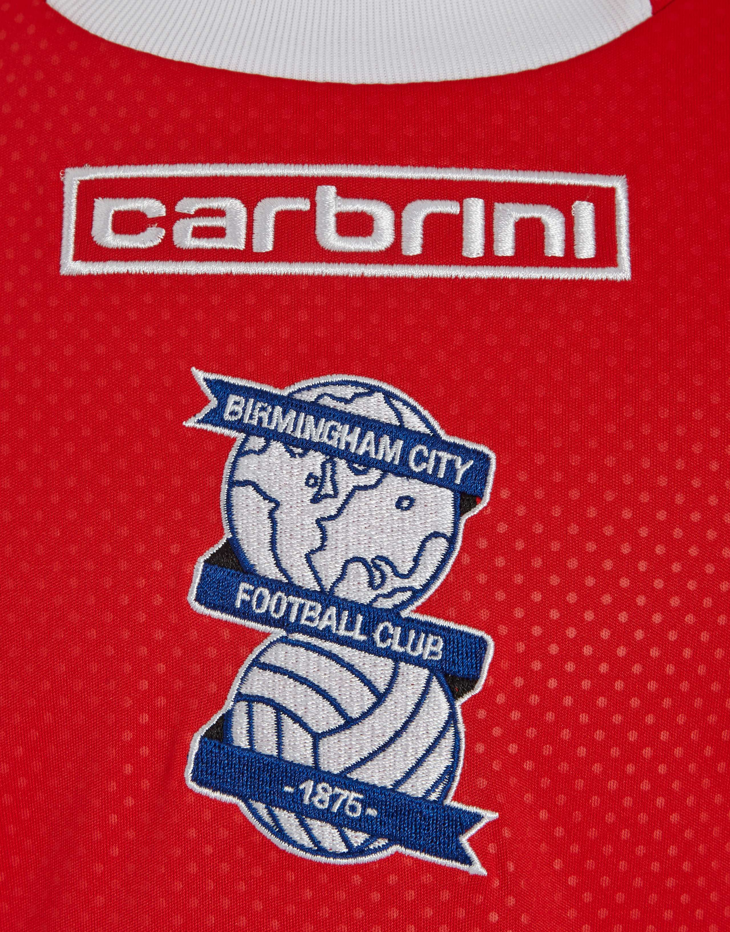 Carbrini Birmingham City FC 2014 Junior Away Shirt