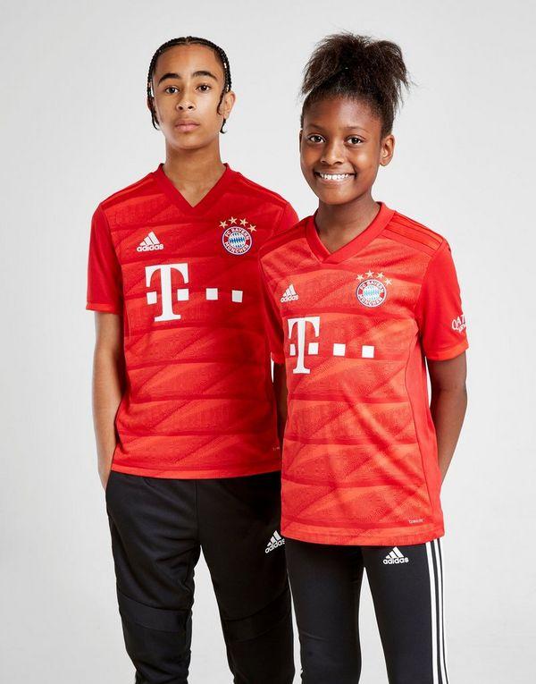 3a34bd503 adidas FC Bayern Munich 19 20 Home Shirt Junior PRE ORDER