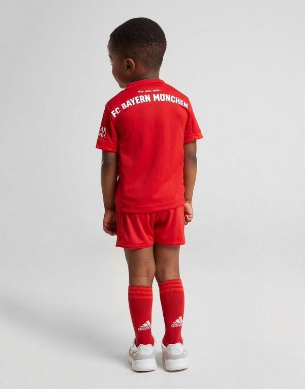 adidas Kit Domicile FC Bayern Munich 19/20 Enfant