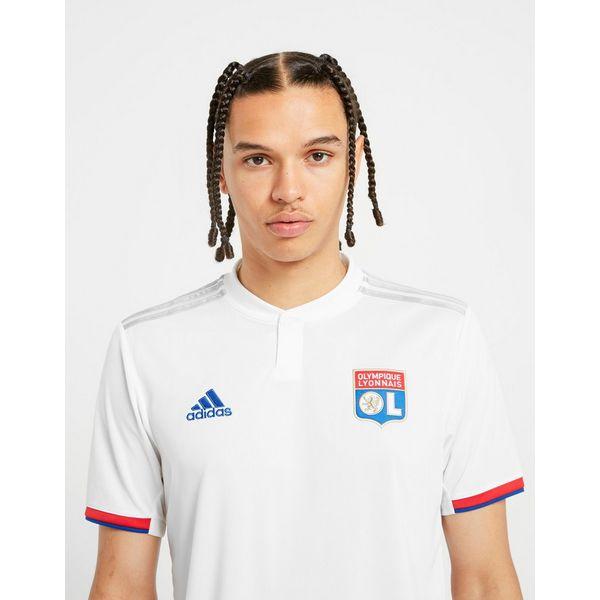 adidas PRÉ-COMMANDE Maillot Domicile Olympique Lyon 19/20 Homme