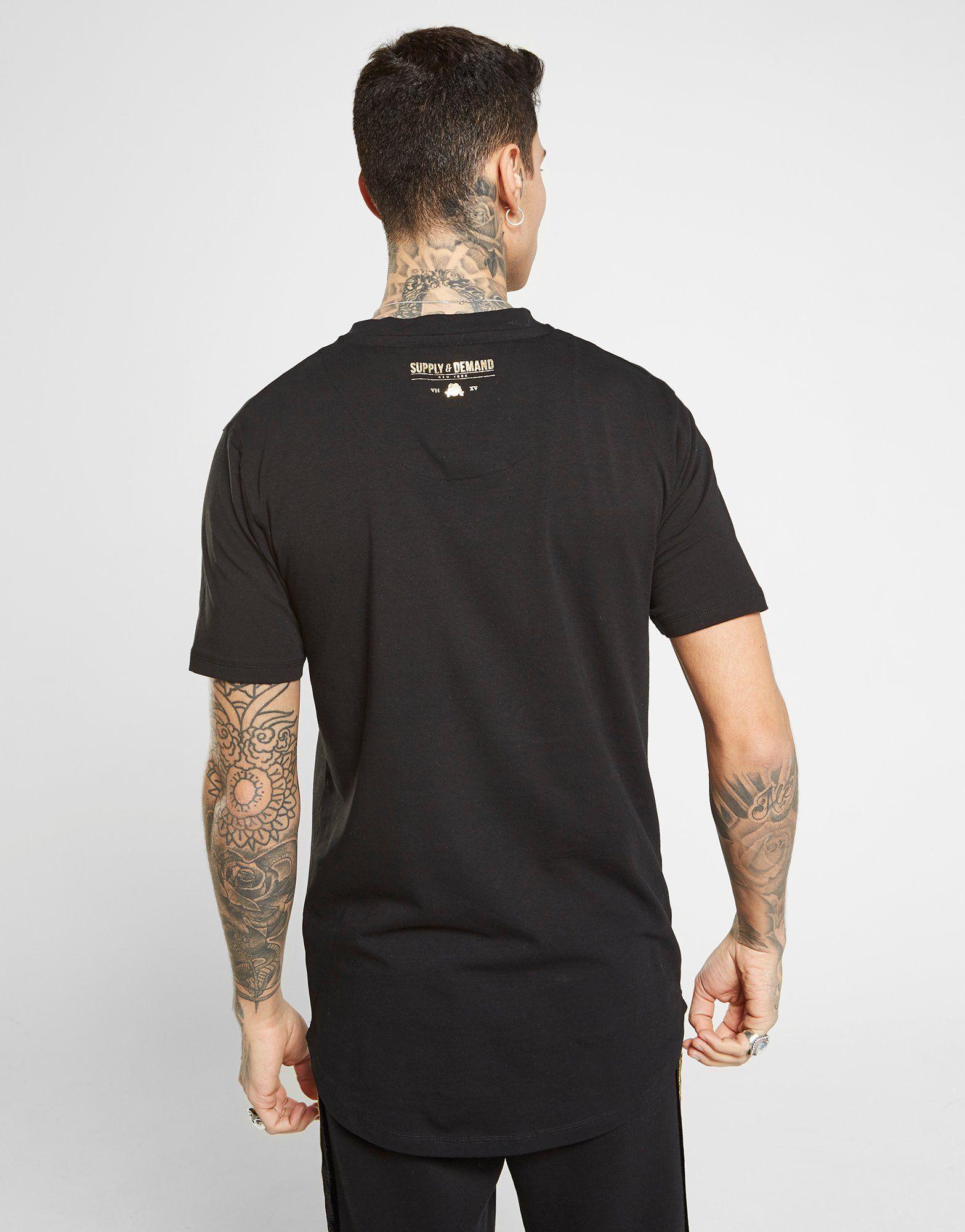 Supply & Demand Shine T-Shirt