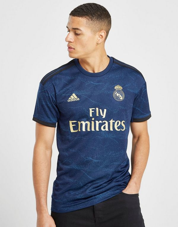 adidas Real Madrid 2019/20 Away Shirt Heren