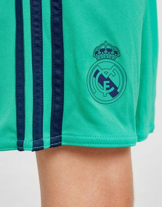 adidas Real Madrid 2019/20 Third Kit Kleinkinder