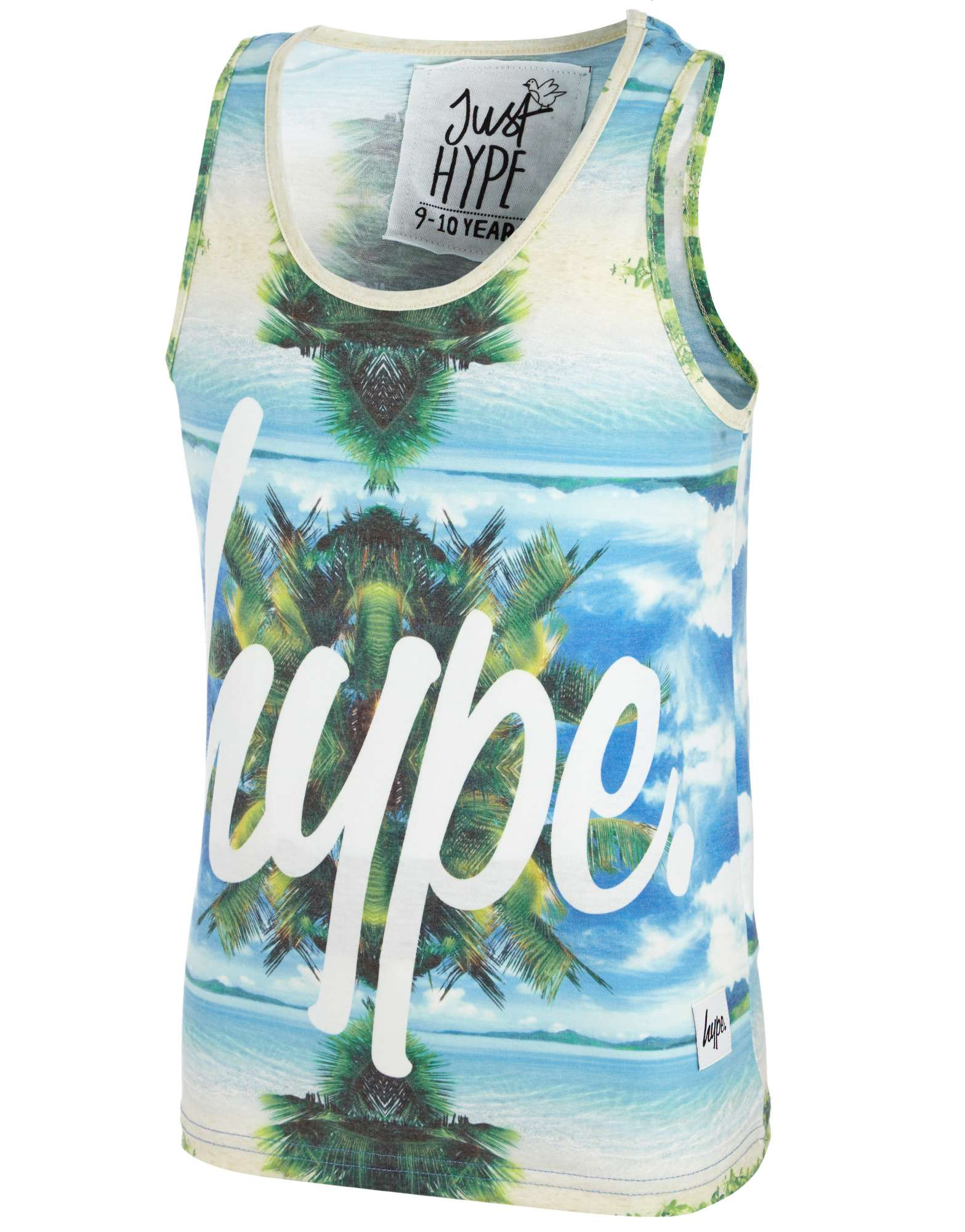 Hype Palm Holiday Vest Junior