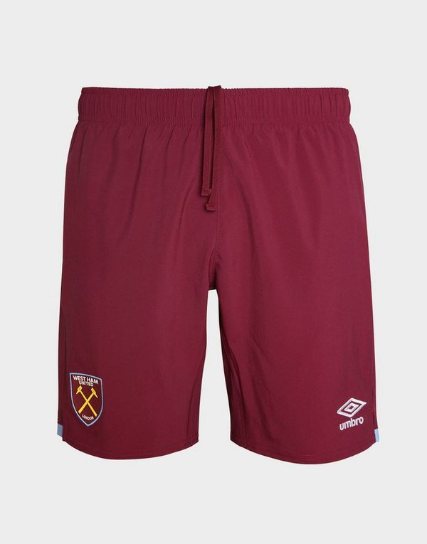 Umbro West Ham United 2019/20 Home Shorts