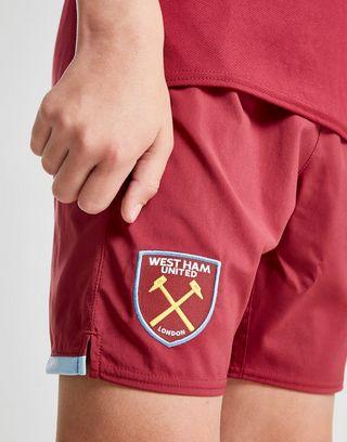 Umbro West Ham United 2019/20 Home Shorts Junior