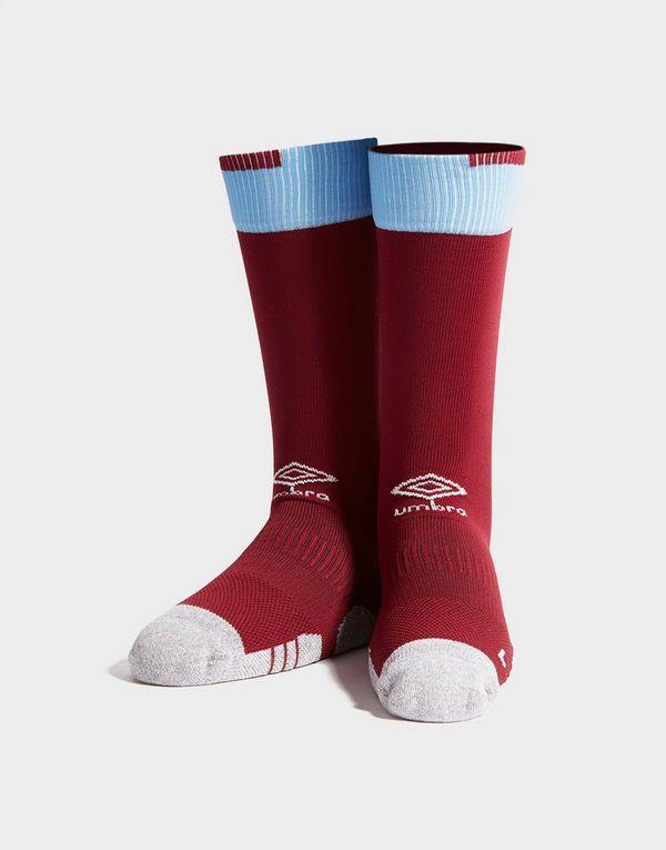 Umbro West Ham United 2019/20 Home Socks Junior