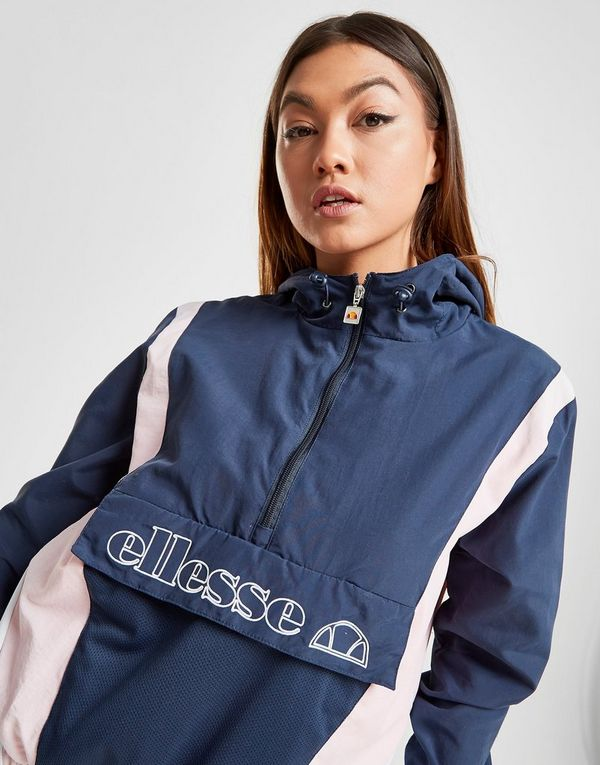 Ellesse Panel 1/2 Zip Jacket