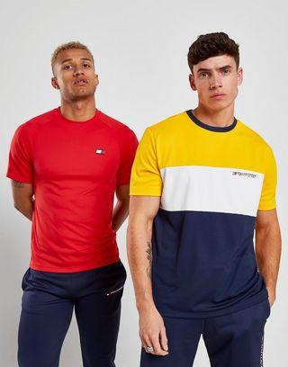Tommy Hilfiger Colour Block T-Shirt