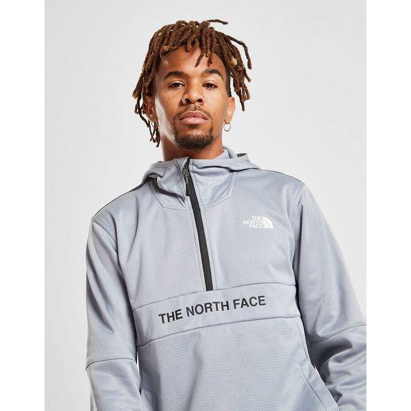 The North Face Train N Logo 1/4 Zip Hoodie Heren