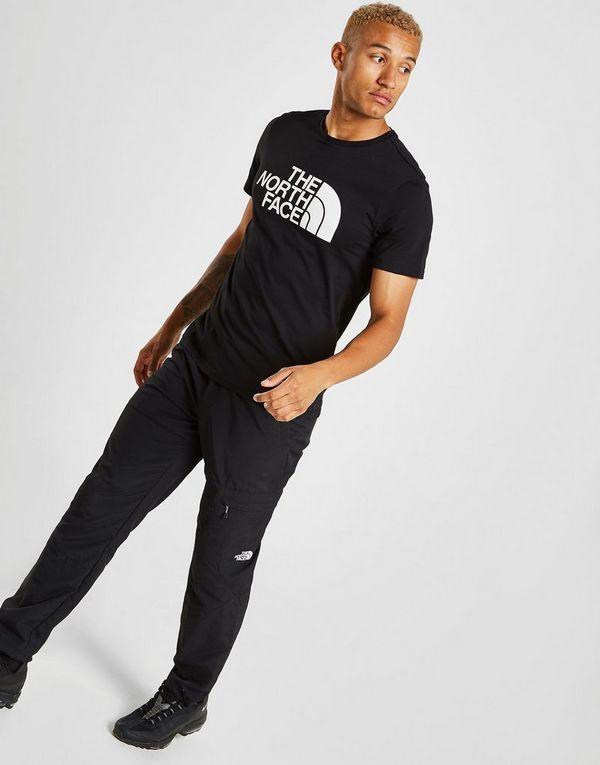 The North Face Short Sleeve Outline Logo T-Shirt Heren