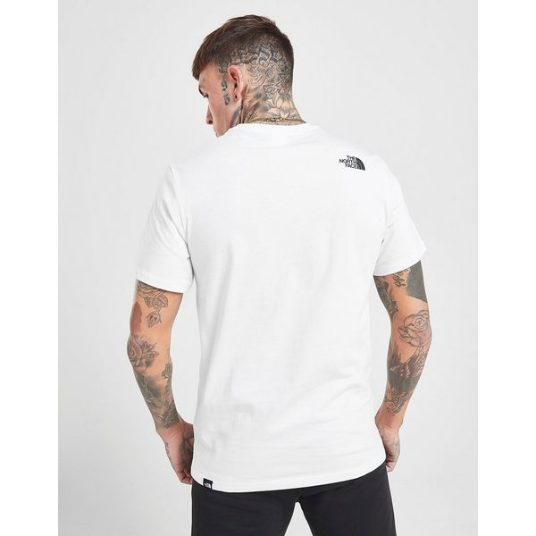 The North Face Short Sleeve Mountain T-Shirt Heren