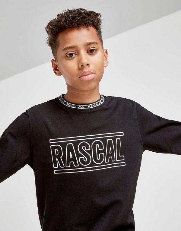 Rascal Tape Long Sleeve T-Shirt Junior