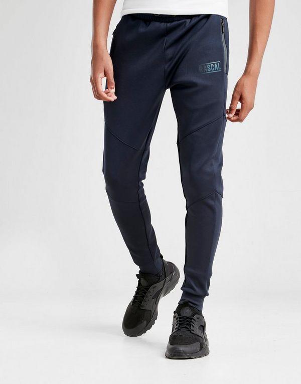 Rascal Reflective Poly Track Pants Junior