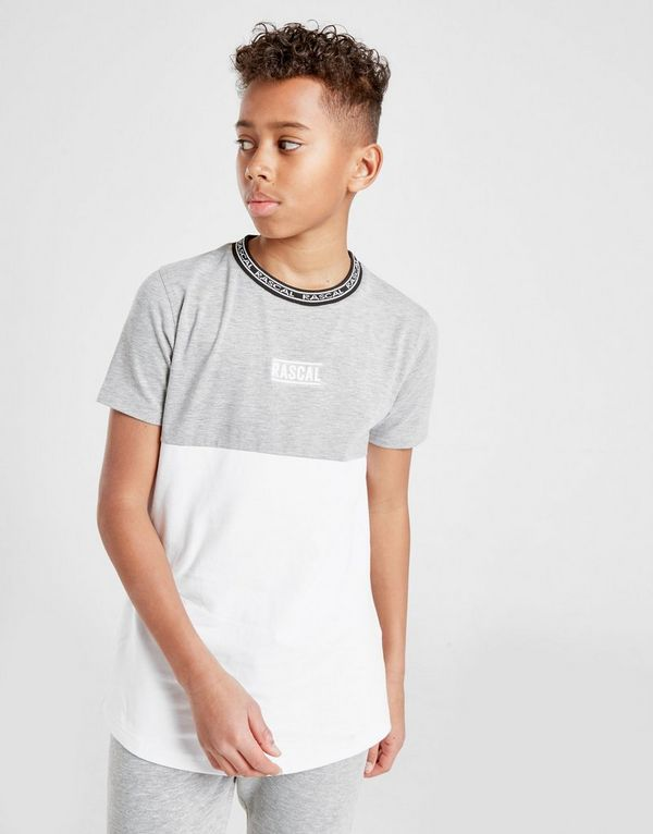 Rascal Tape Colour Block T-Shirt Junior