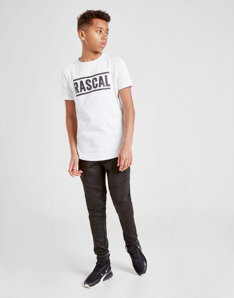 Rascal Reflective Logo T-Shirt Junior