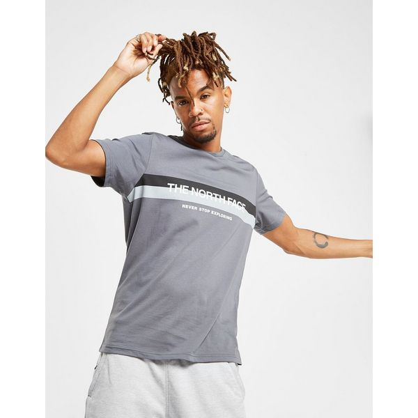 The North Face Central Print T-Shirt Heren