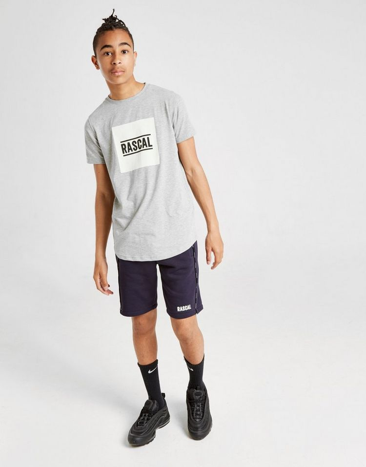 Rascal Logo Box T-Shirt Junior