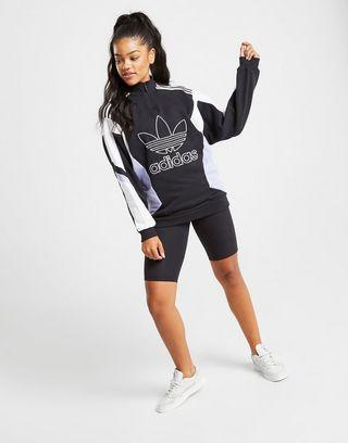 adidas Originals Colour Block Sweatshirt Damen