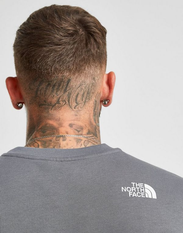 The North Face Split Dome Crew Neck Sweatshirt Heren