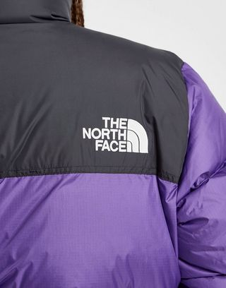The North Face Veste Cropped Nuptse Femme | JD Sports