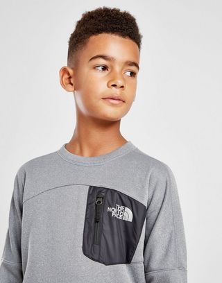 The North Face Mittillegi Crew Sweatshirt Junior