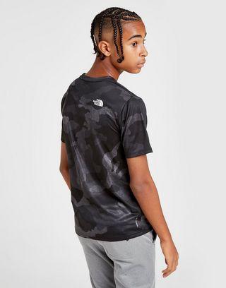 7c3bc4e2b The North Face Short Sleeve Reaxion T-Shirt Junior
