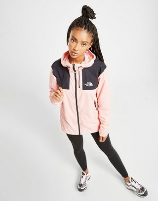 The North Face Panel Wind Jacket