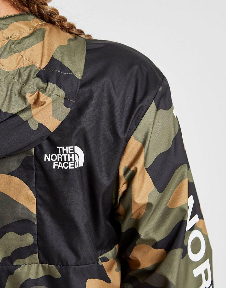 The North Face Logo 1/4 Zip Jacket Dames
