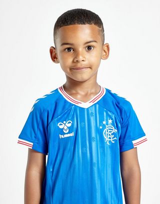 Hummel Rangers FC 2019/20 Home Kit Kleinkinder