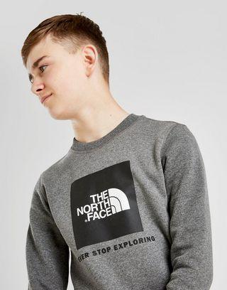 The North Face Box  Sweatshirt Kinder