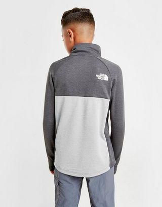 The North Face Reactor 1/4 Zip Sweatshirt Junior