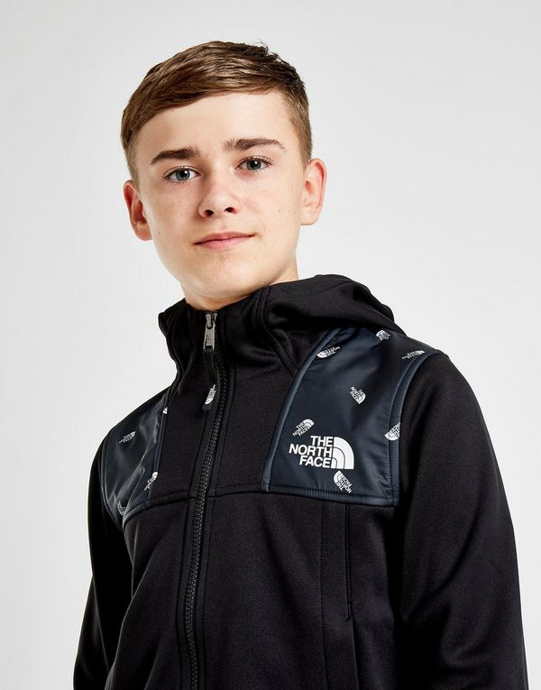 The North Face Surgent Full Zip Hoodie Junior