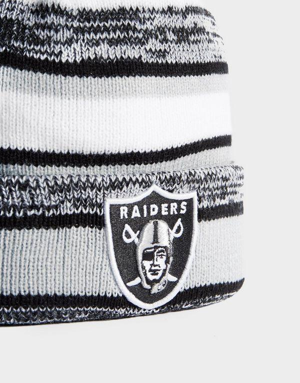 c0dc58f8 New Era NFL Oakland Raiders Beanie | JD Sports Ireland