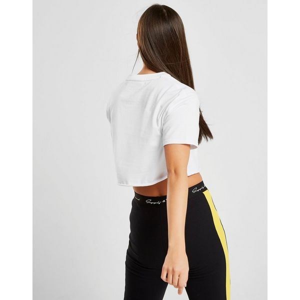 Supply & Demand Ray Super Crop T-Shirt Dames