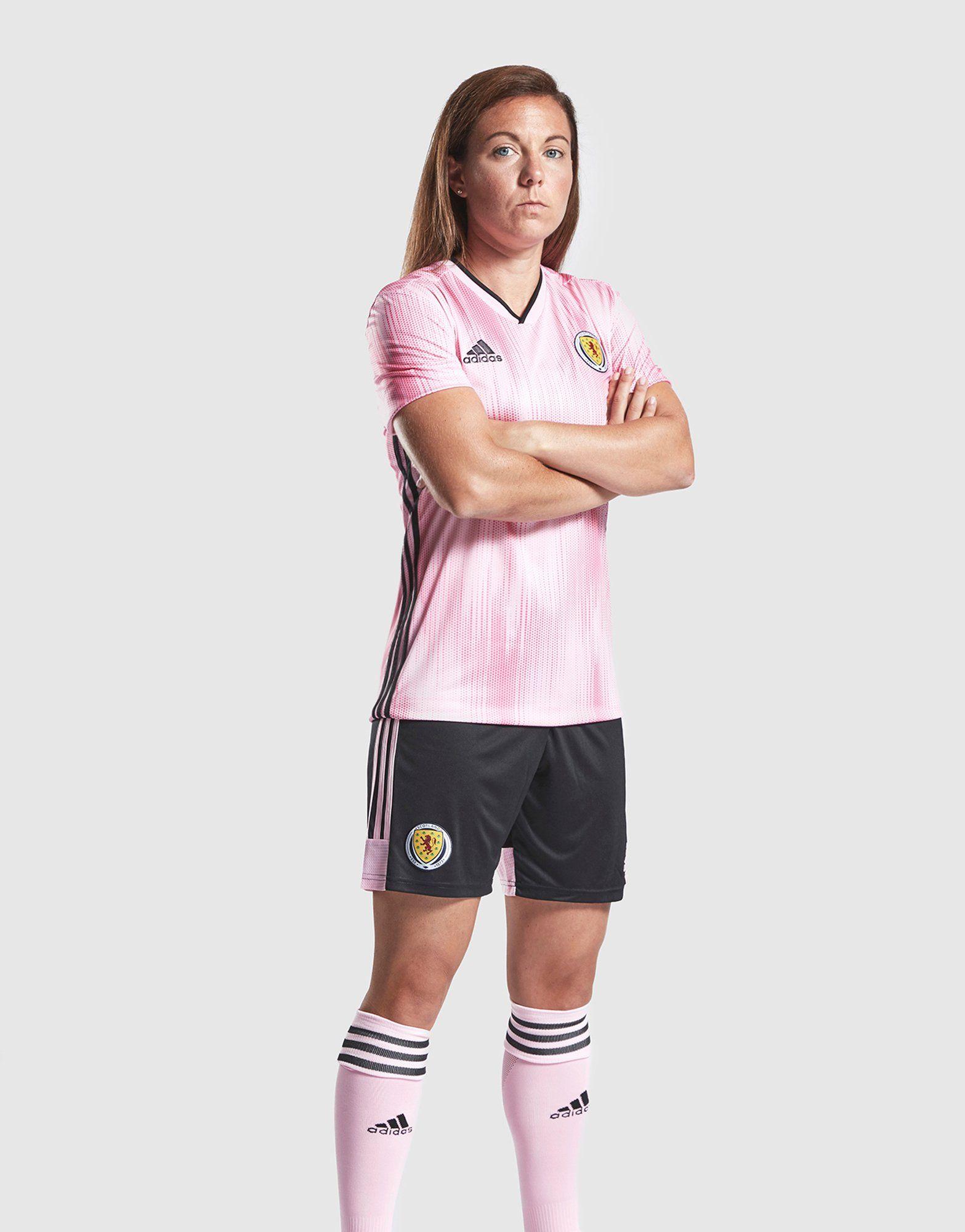 adidas Scotland WWC 2019 Away Shirt Women's PRE ORDER