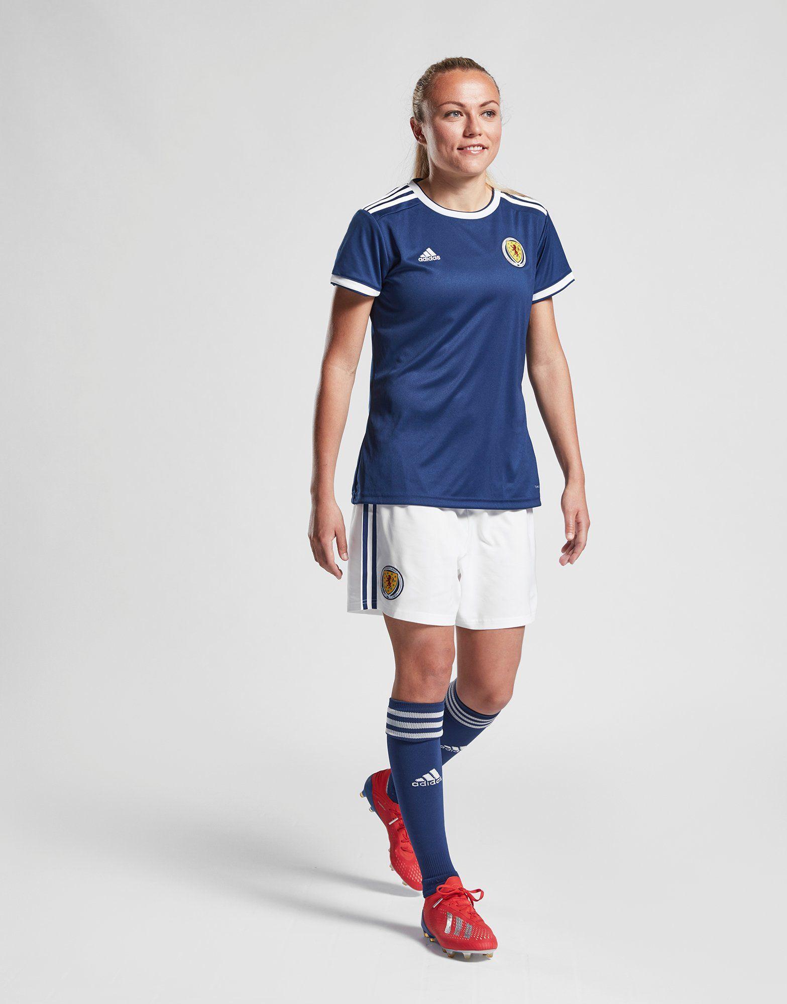 adidas Scotland WWC 2019 Home Shirt Women's PRE ORDER