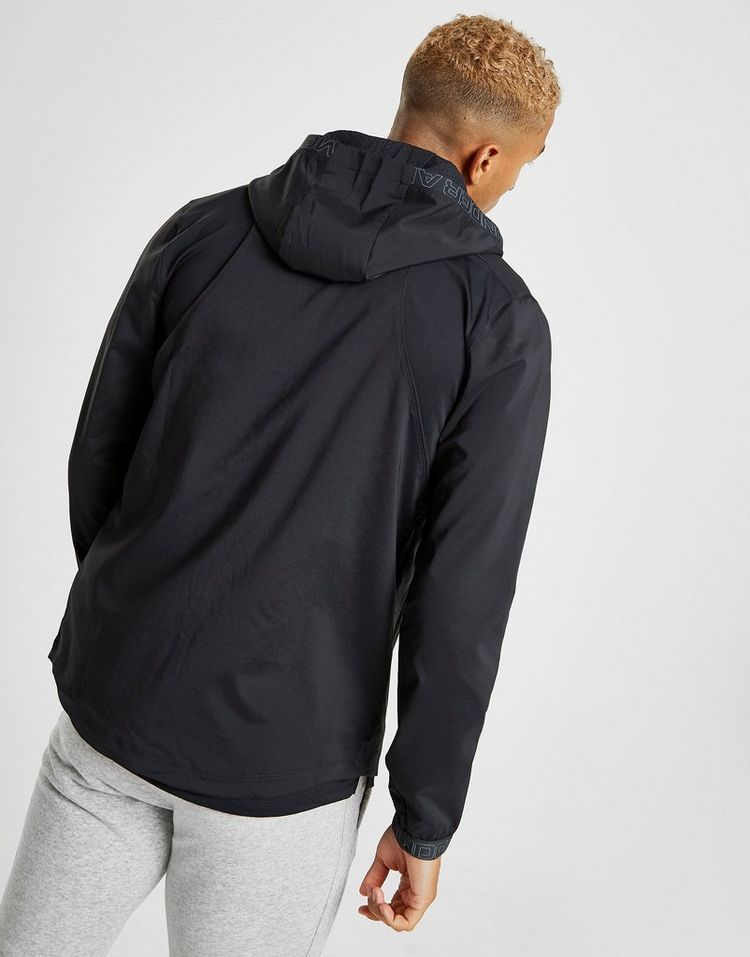 Under Armour Vanish Woven Full Zip Hooded Jacket Heren