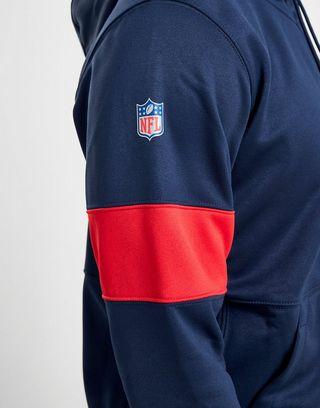 prix de la rue nouveaux produits chauds nouvelle arrivee Nike Sweat à capuche NFL New England Patriots Therma Homme ...