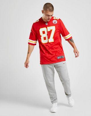 reputable site 404aa cdf2d Nike NFL Kansas City Chiefs Kelce #87 Jersey | JD Sports Ireland
