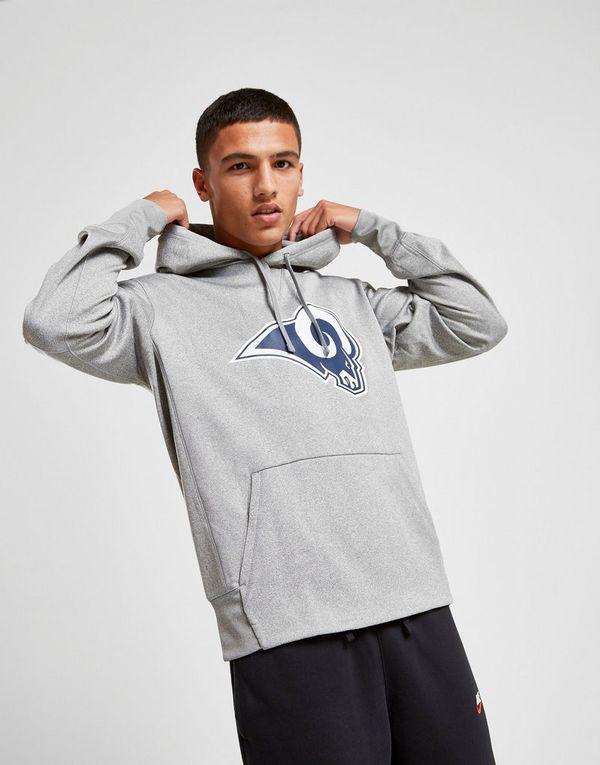 92d43b91 Nike NFL Los Angeles Rams Logo Hoodie | JD Sports Ireland
